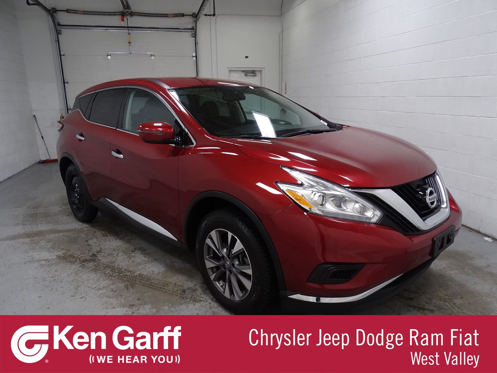 Pre Owned 2017 Nissan Murano S
