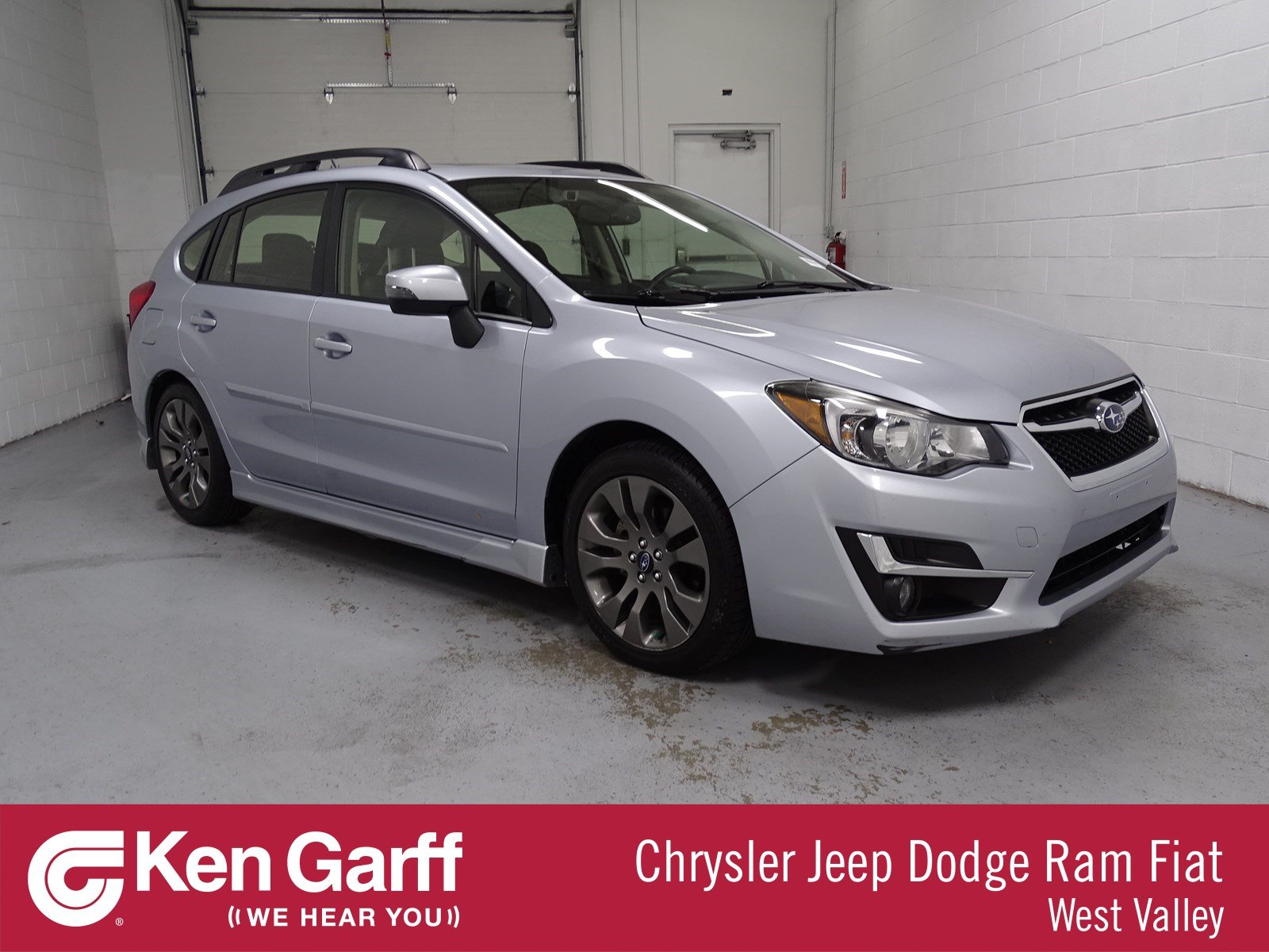Pre Owned 2015 Subaru Impreza Wagon 2 0i Sport Limited Hatchback