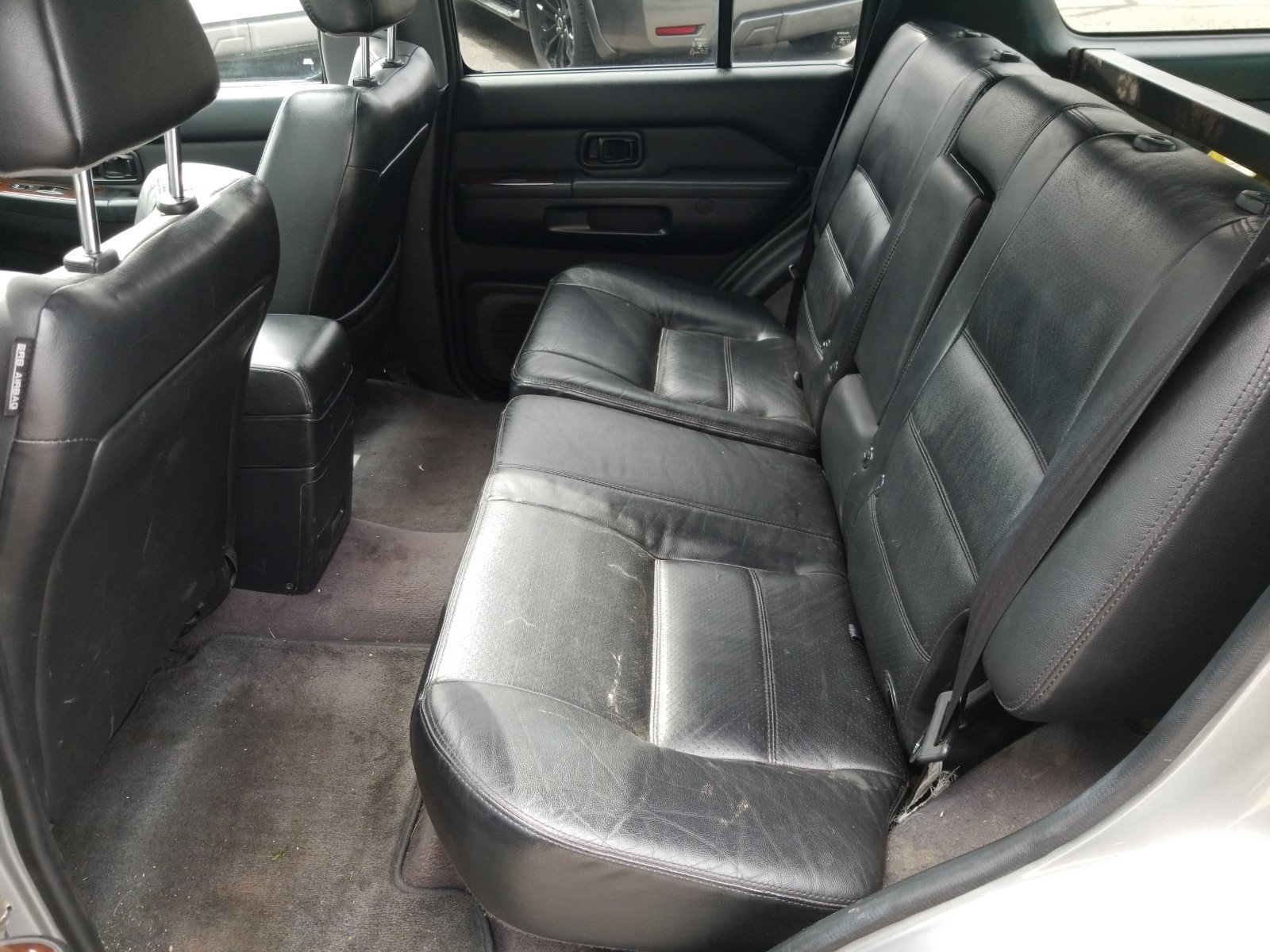 2001 pathfinder seat covers