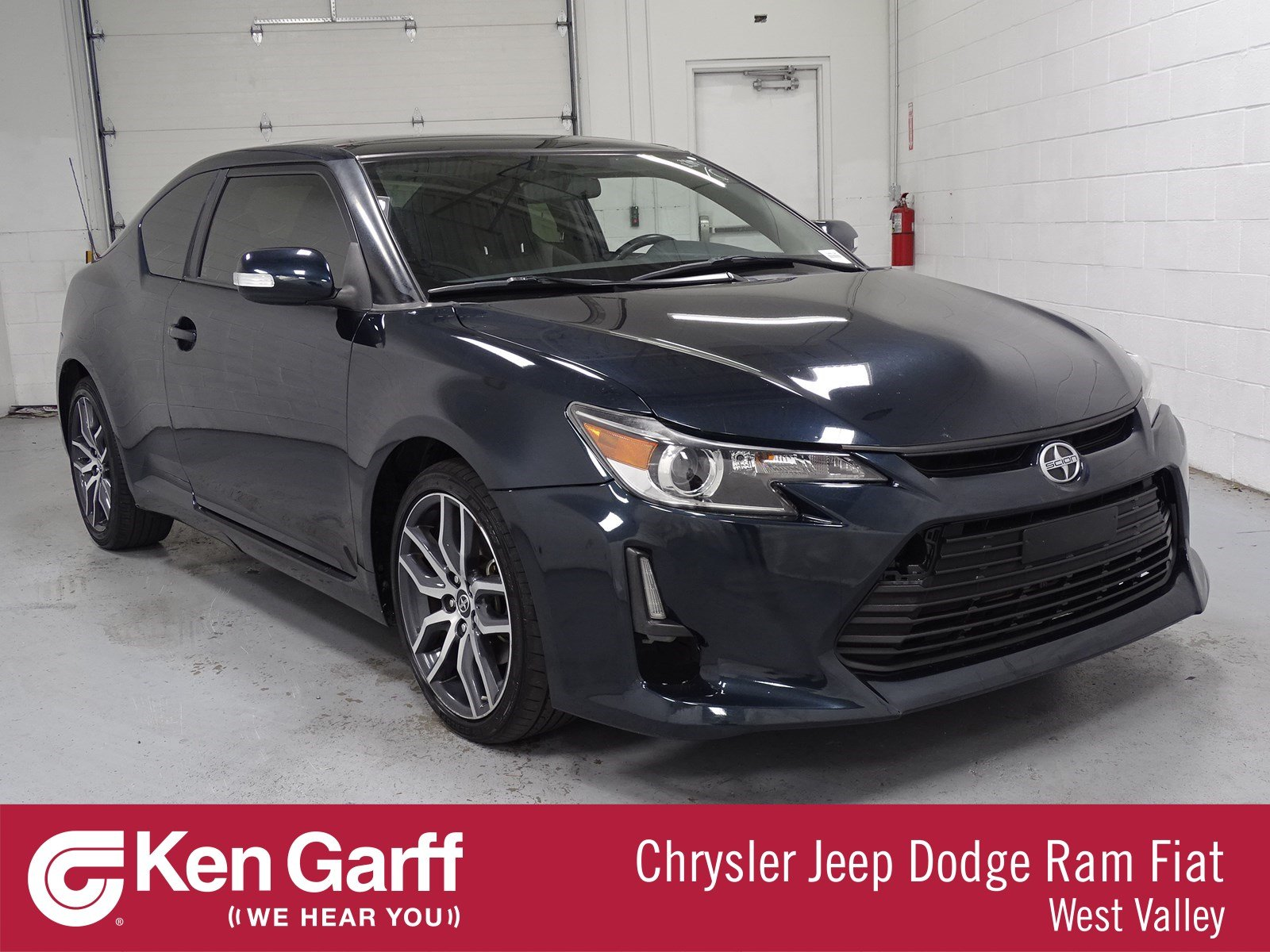 Pre Owned 2015 Scion tC 2dr Car 1DD6355