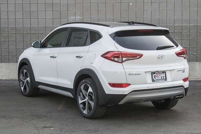 Executive Auto Group >> New 2018 Hyundai Tucson Limited 4D Sport Utility #3Y8452 | Ken Garff Automotive Group