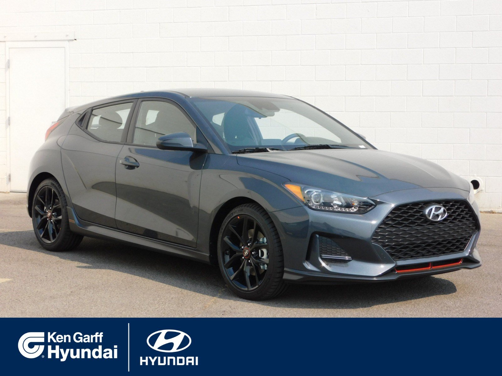 New 2019 Hyundai Veloster Turbo R Spec 3dr Car 2y9017 Ken Garff
