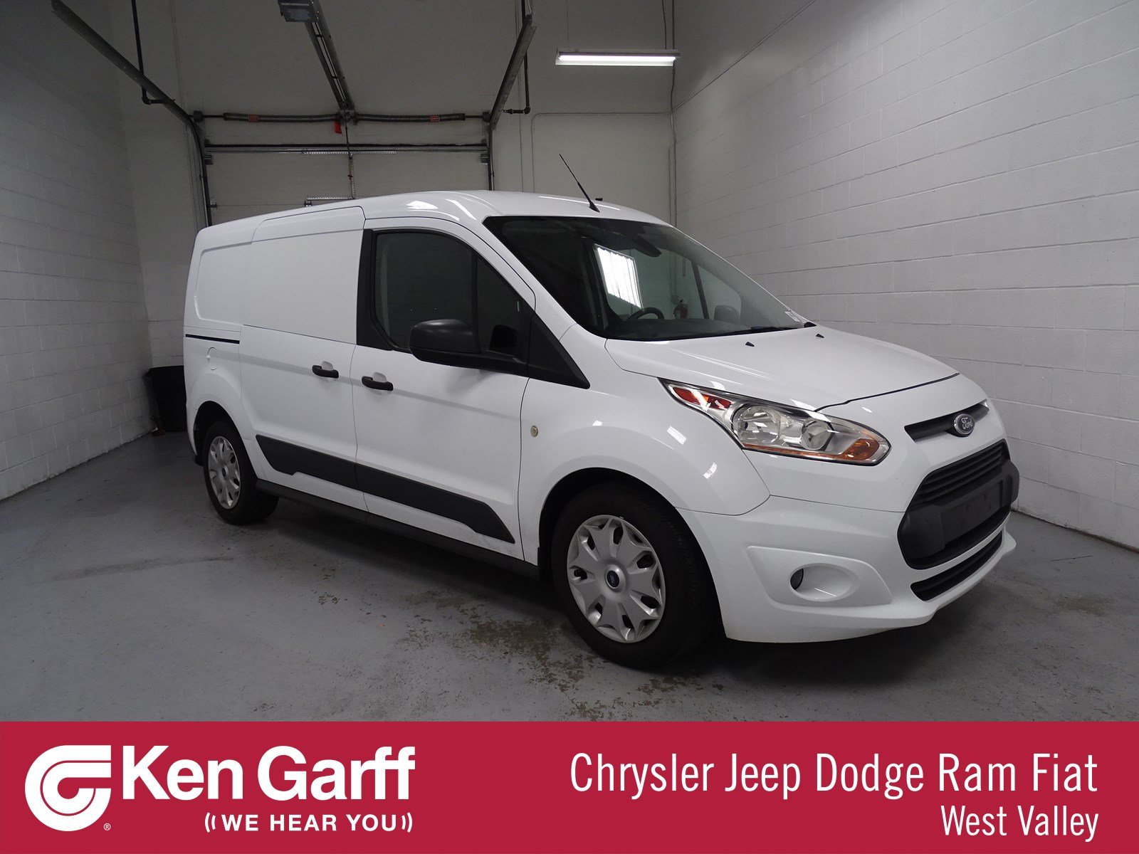 Pre owned 2016 ford transit connect xlt