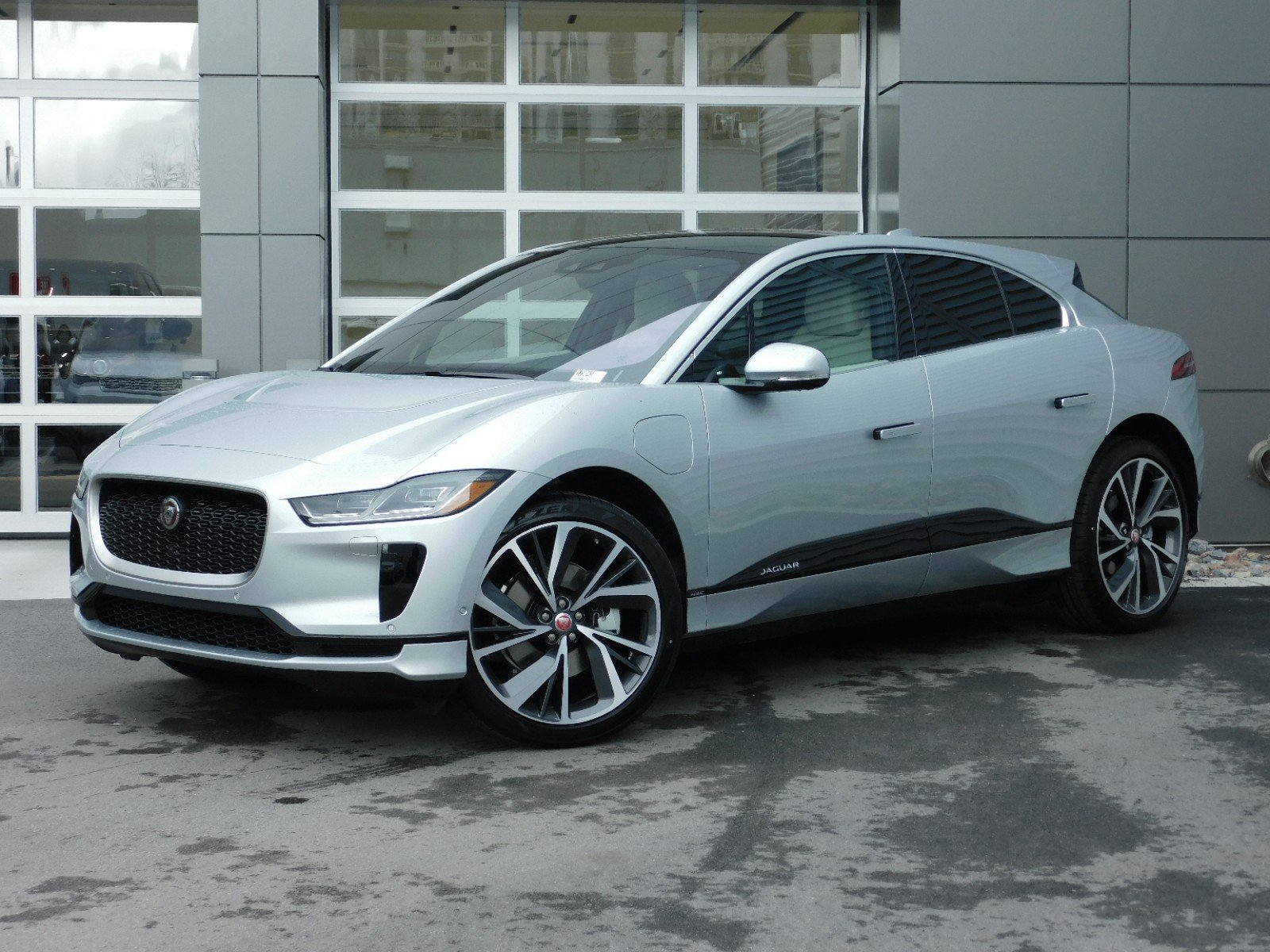 New 2019 Jaguar I Pace Wagon 4 Door Sport Utility 1j9041 Ken