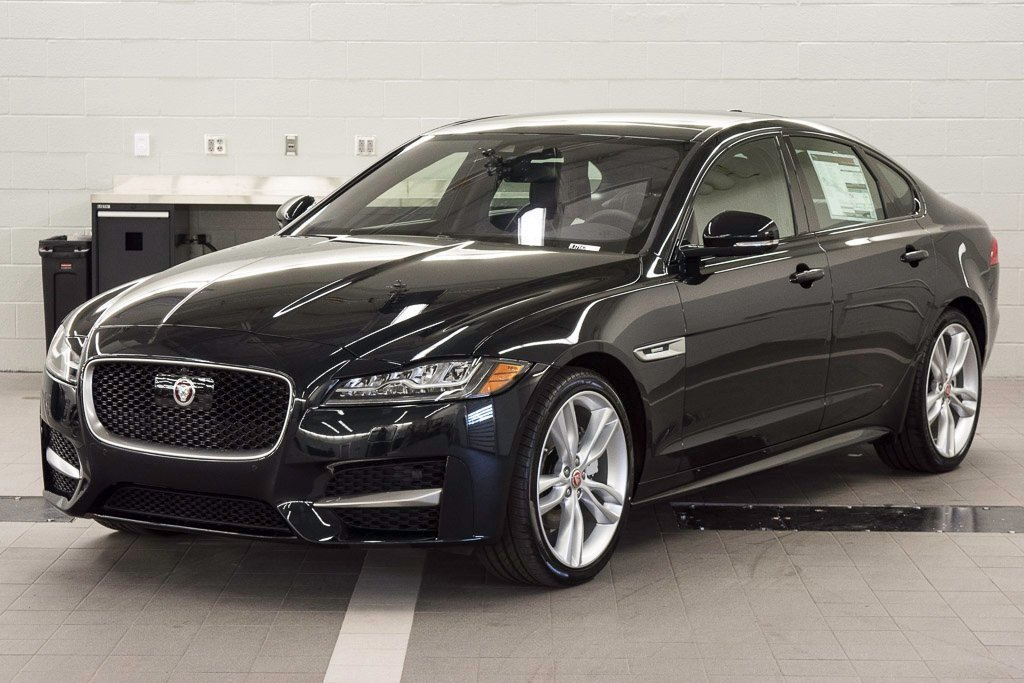 New 2017 Jaguar Xf 20d R Sport