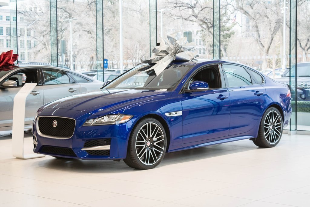 New 2017 Jaguar Xf 35t R Sport