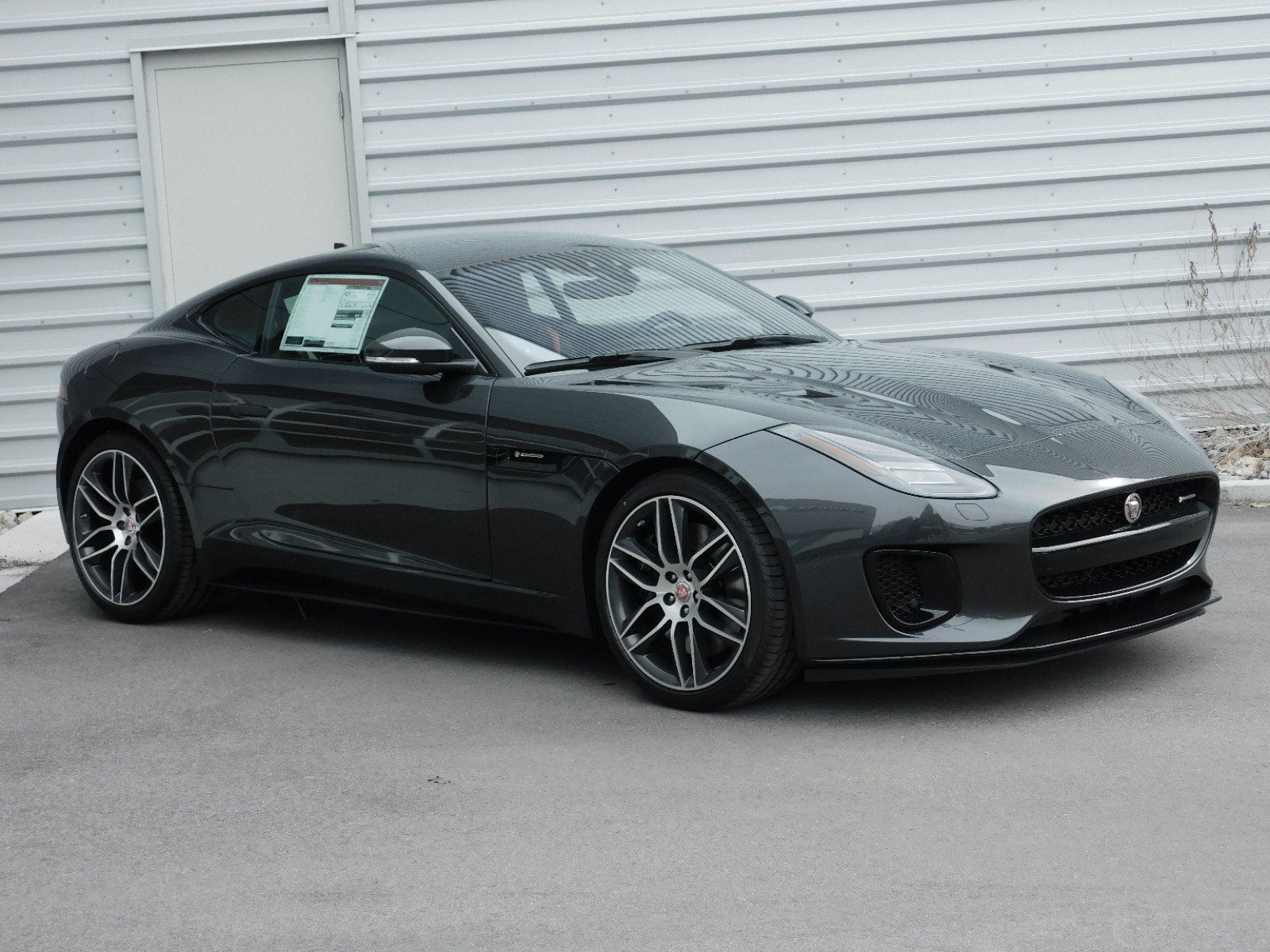 F Type Coupe >> New 2020 Jaguar F Type Coupe 2dr Car 1j0004 Ken Garff Automotive