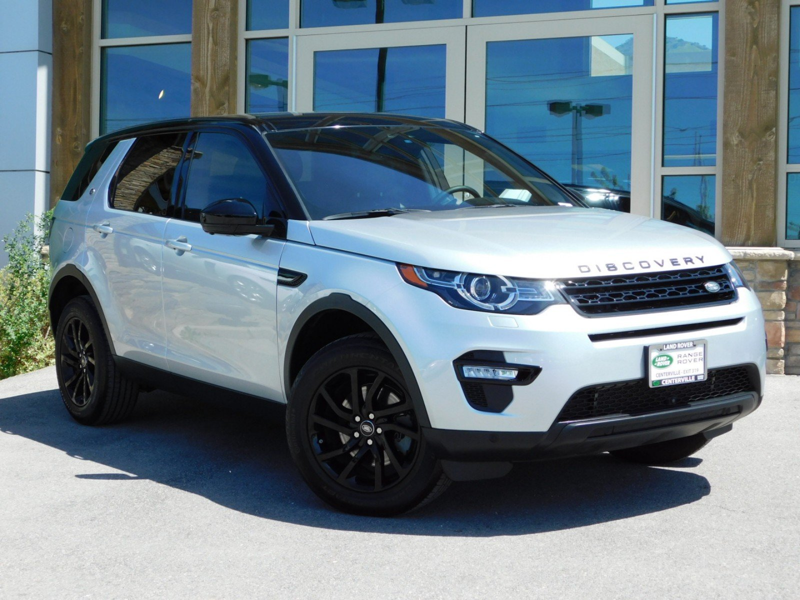 Range Rover Discovery Sport >> Certified Pre Owned 2016 Land Rover Discovery Sport Hse Sport