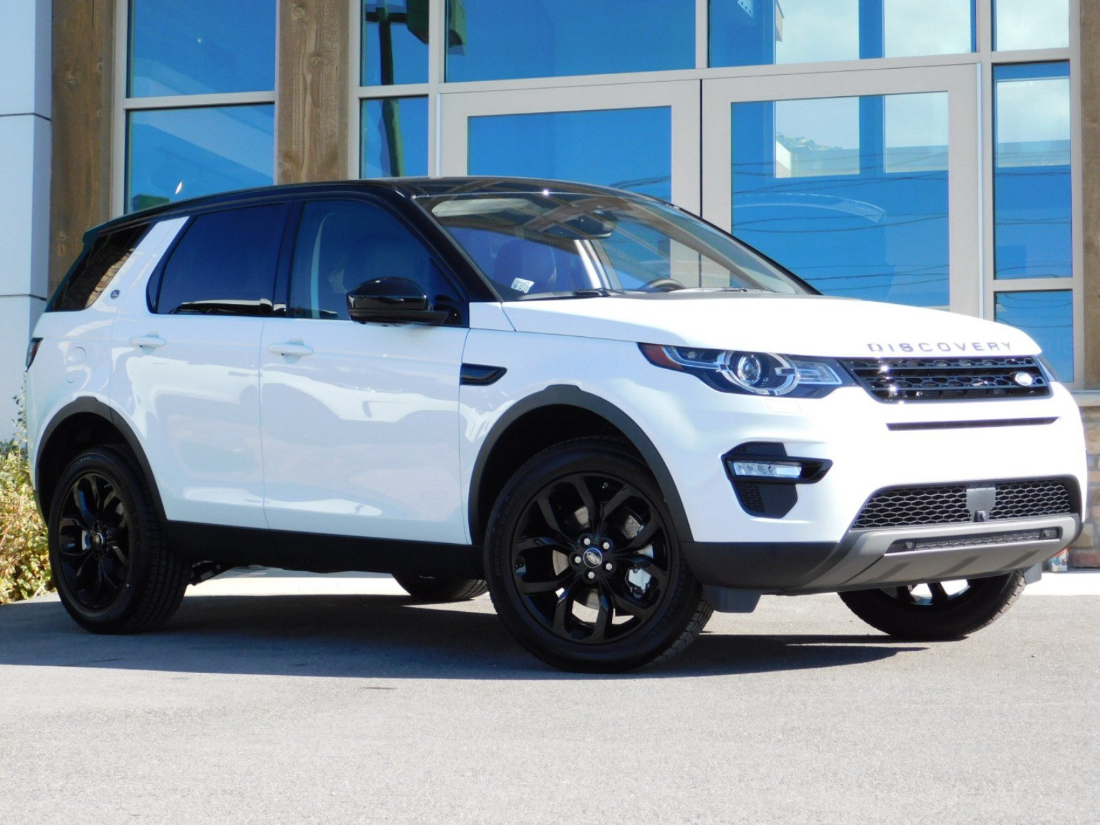 Land Rover Discovery Sport >> New 2019 Land Rover Discovery Sport Hse Sport Utility 2r9043 Ken
