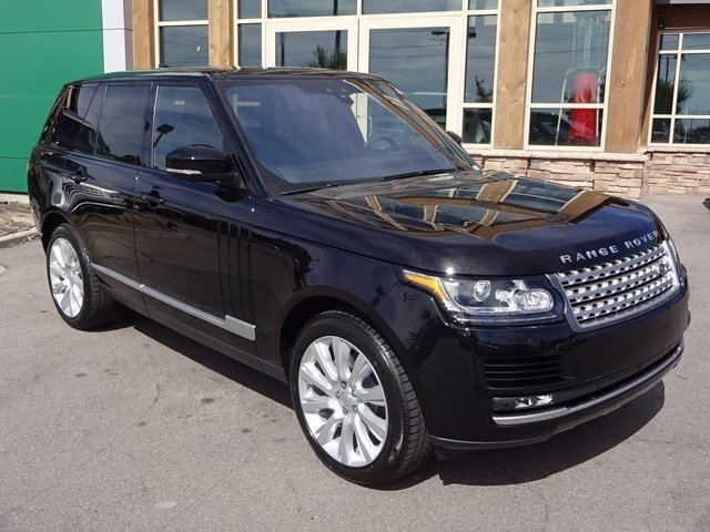 Certified Pre Owned 2017 Land Rover Range Hse