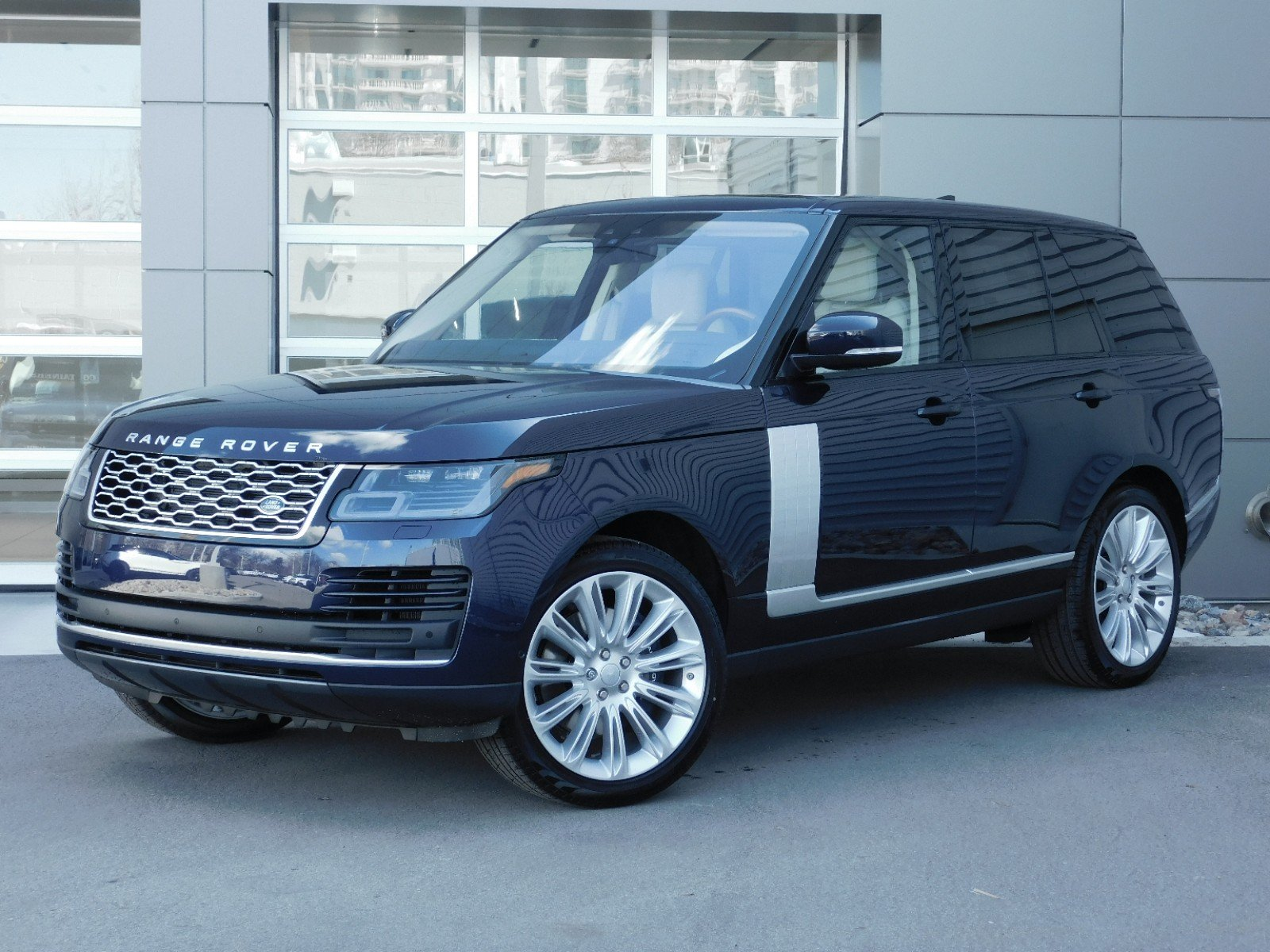 Land Rover Range Rover >> New Land Rover Range Rover Hse With Navigation 4wd