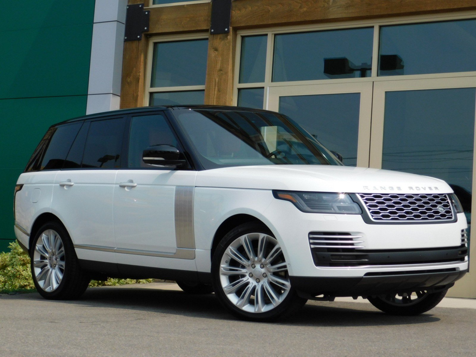 New 2018 Land Rover Range Rover Autobiography Sport