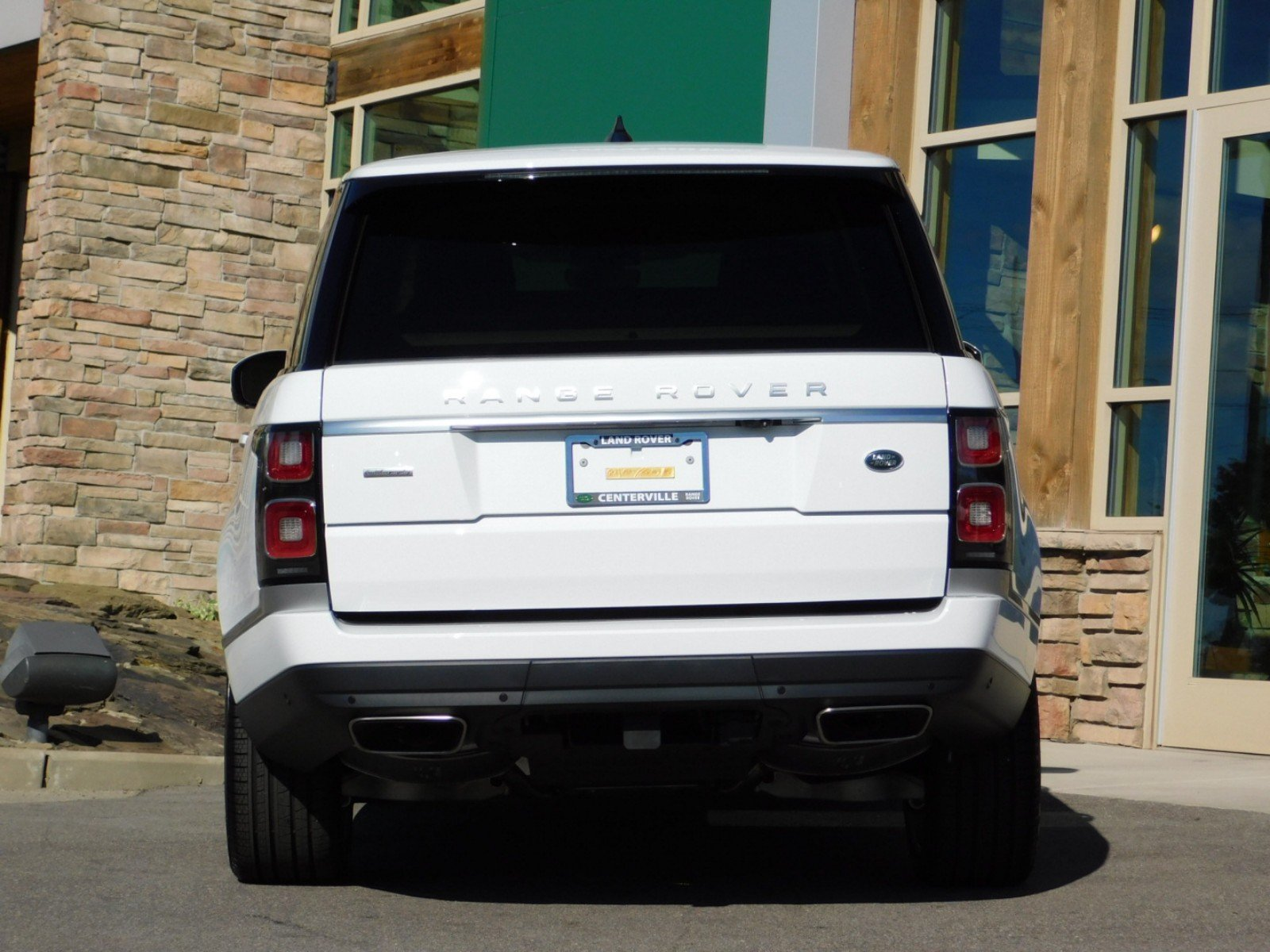 New 2019 Land Rover Range Autobiography Sport Utility 2r9027 2004 F450 The Turn Signals And Flasherscircuittrailer