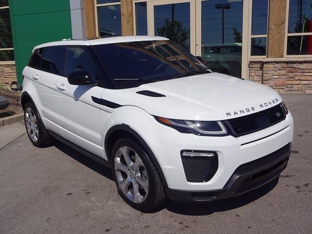 New 2017 Land Rover Range Rover Evoque Hse Dynamic Sport Utility