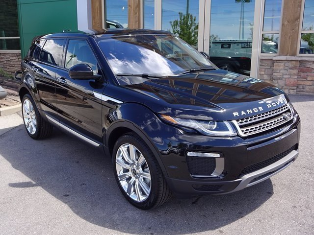 New 2017 Land Rover Range Evoque Hse