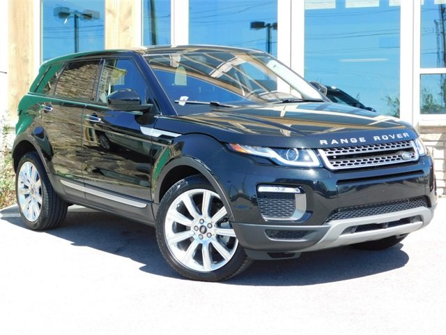 Certified Pre Owned 2017 Land Rover Range Evoque Hse