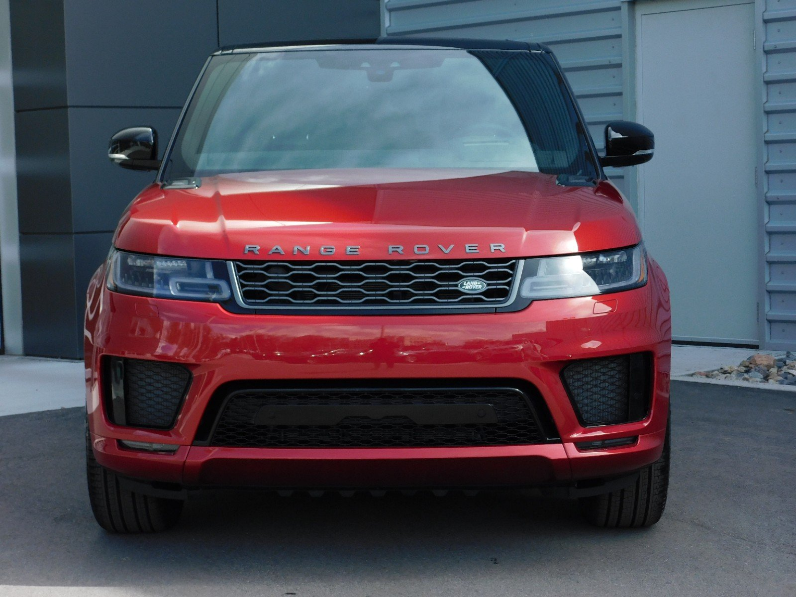 New Land Rover Range Rover Sport Dynamic With Navigation & 4WD