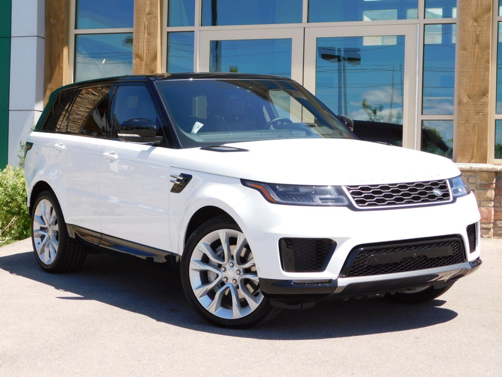 Land Rover Sport >> New Land Rover Range Rover Sport Hse With Navigation 4wd