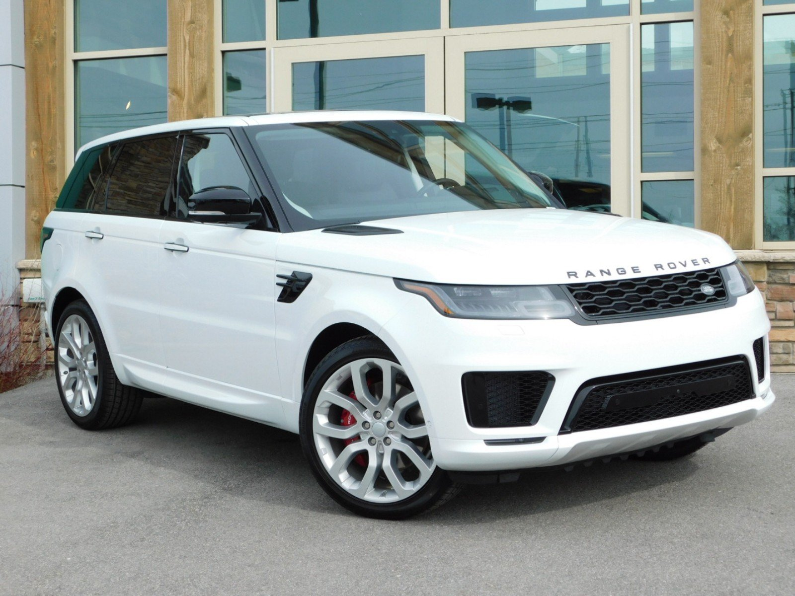 Land Rover Range Rover >> New Land Rover Range Rover Sport Hse Dynamic With Navigation 4wd