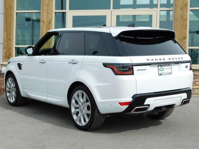 new land rover range rover sport hse dynamic with navigation \u0026 4wd