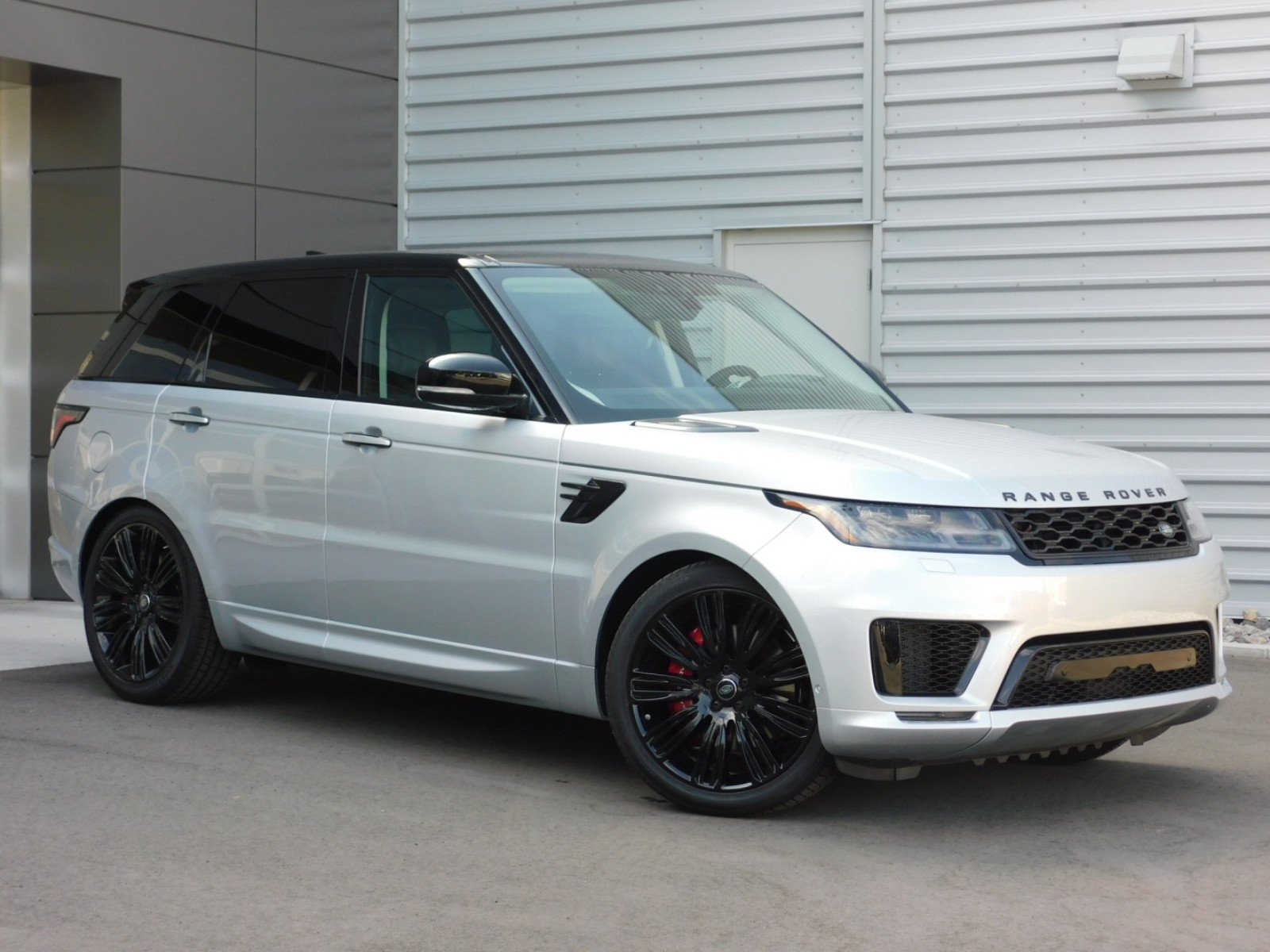 2018 Land Rover Range Rover Evoque >> New 2018 Land Rover Range Rover Sport HSE Dynamic Sport Utility #1R8303 | Ken Garff Automotive Group