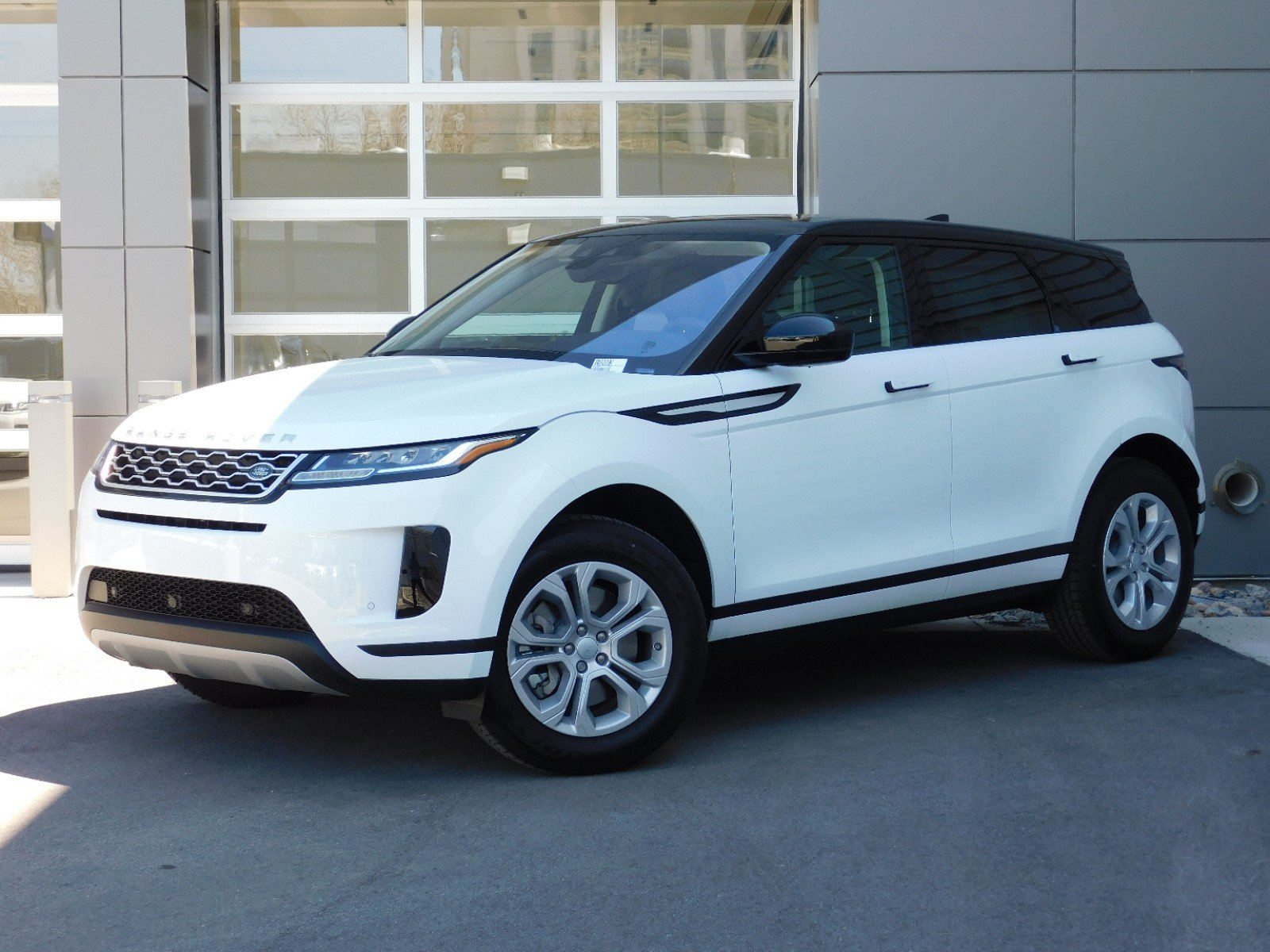 Land Rover Evoque >> New Land Rover Range Rover Evoque S With Navigation Awd