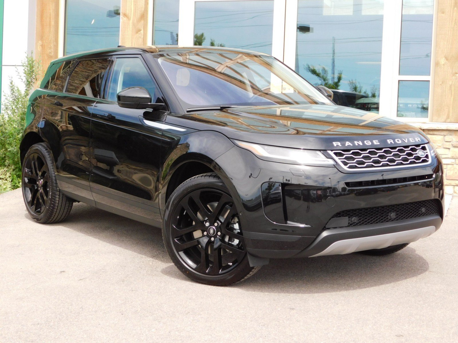 Range Rover Evoke >> New Land Rover Range Rover Evoque Se With Navigation Awd