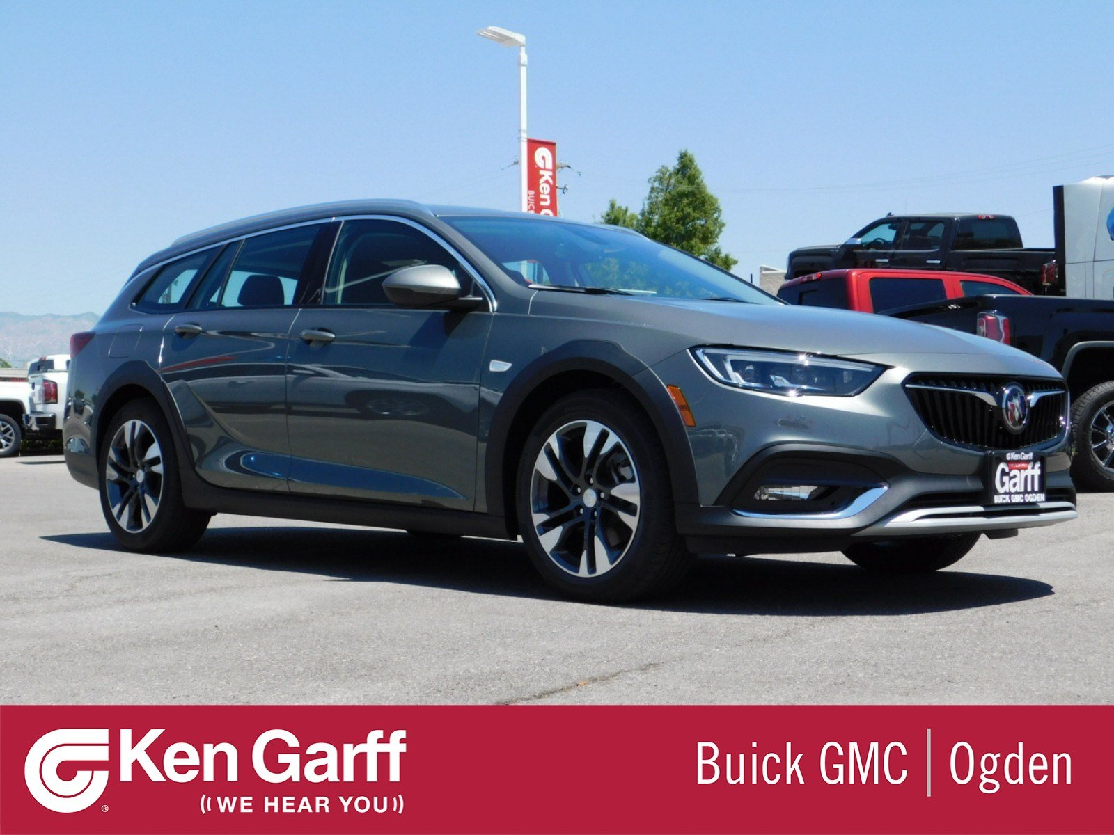 Buick Regal: Exterior Lamp Controls