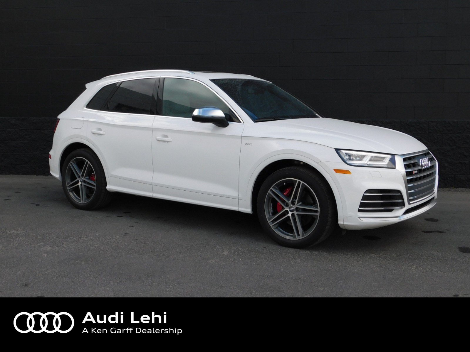 New 2018 Audi SQ5 Premium Plus Sport Utility 2A
