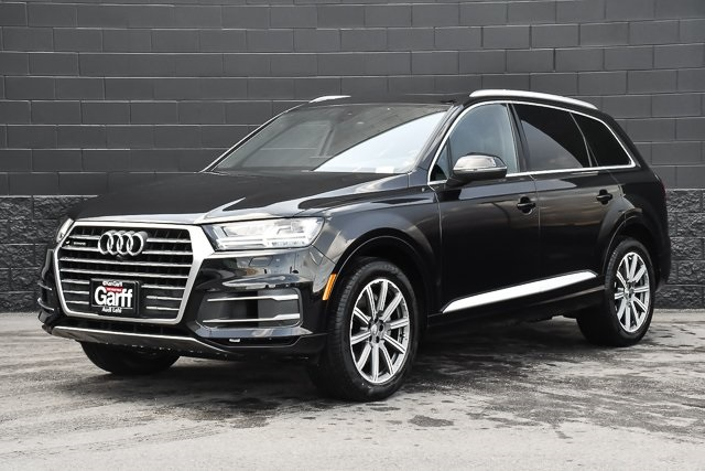 new 2018 audi q7 3 0t premium plus 4d sport utility. Black Bedroom Furniture Sets. Home Design Ideas