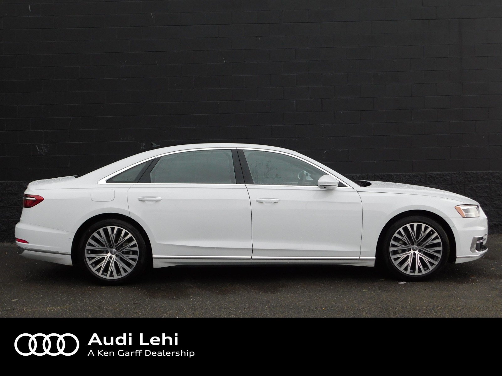 New 2019 Audi A8 L L 55 4dr Car #2A90118 | Ken Garff ...
