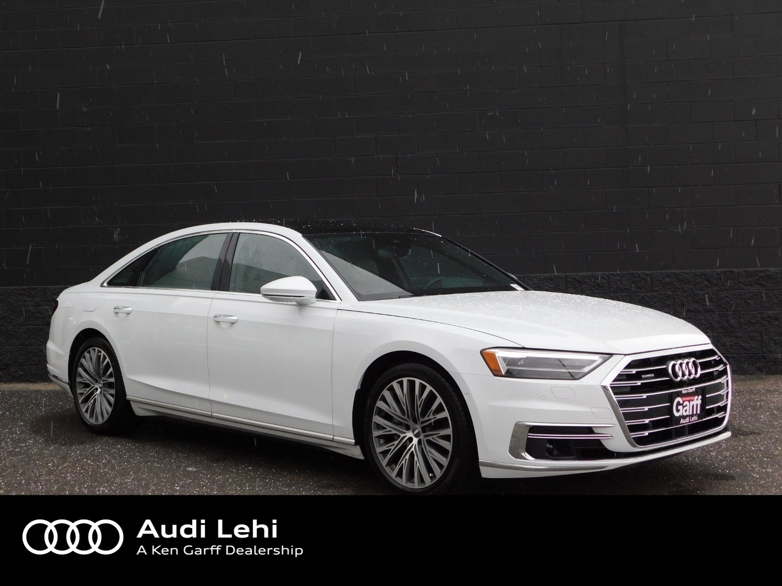 New 2019 Audi A8 L 55 4dr Car 2a90118 Ken Garff Automotive Group
