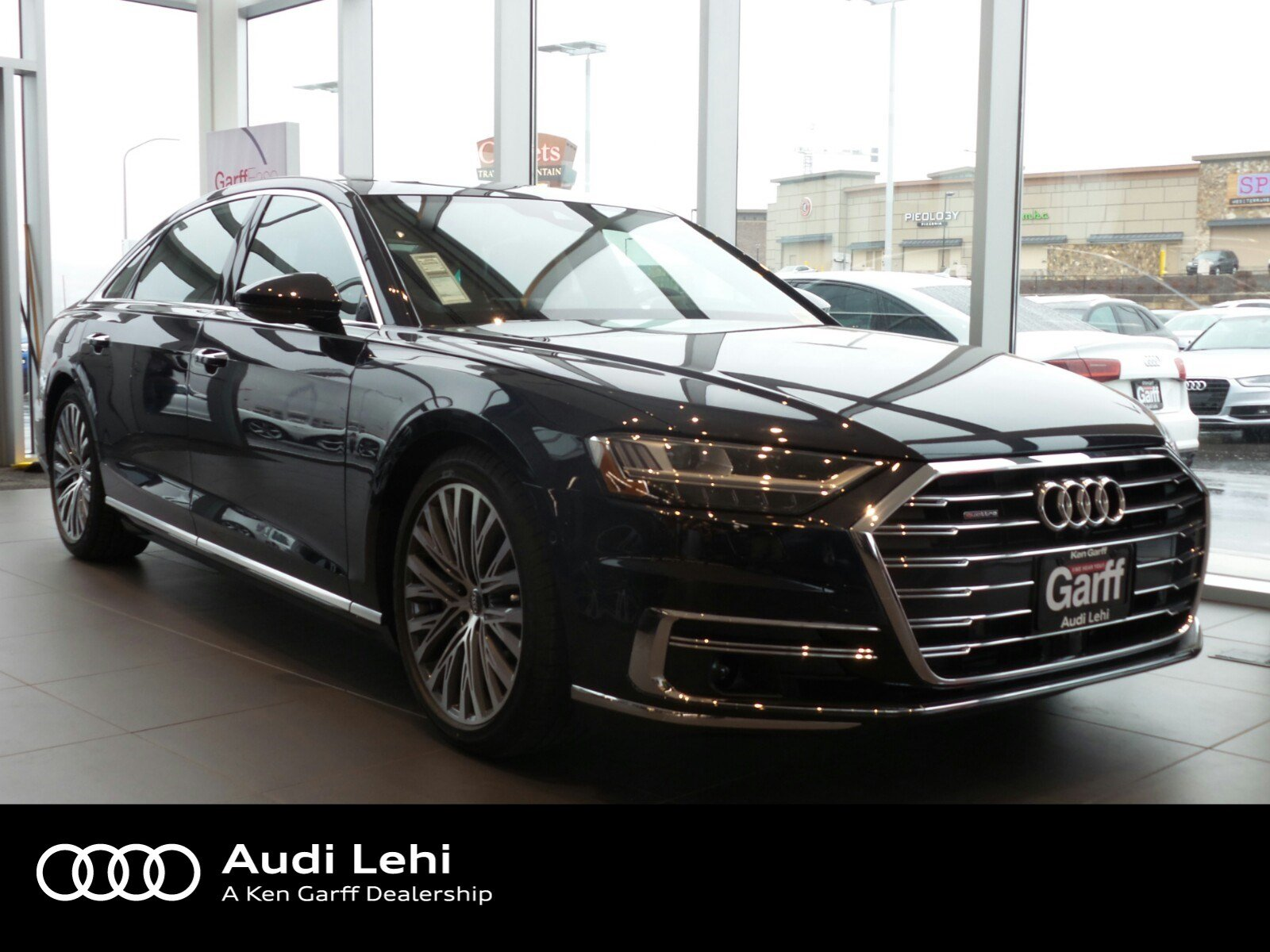 New 2019 Audi A8 L 55 4dr Car 2a90071 Ken Garff Automotive Group