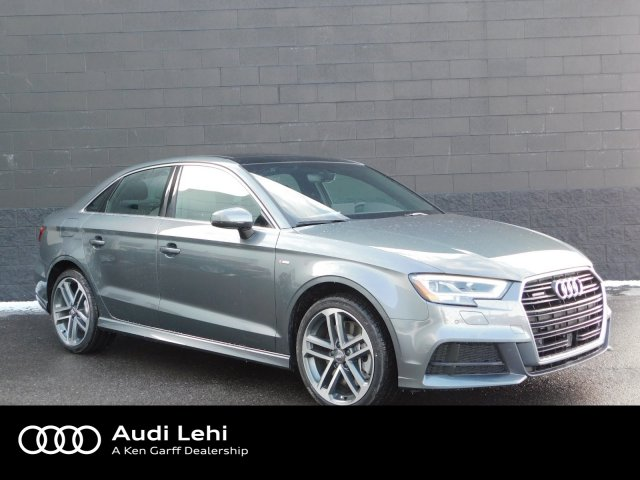 New 2019 Audi A3 Sedan Premium Plus AWD