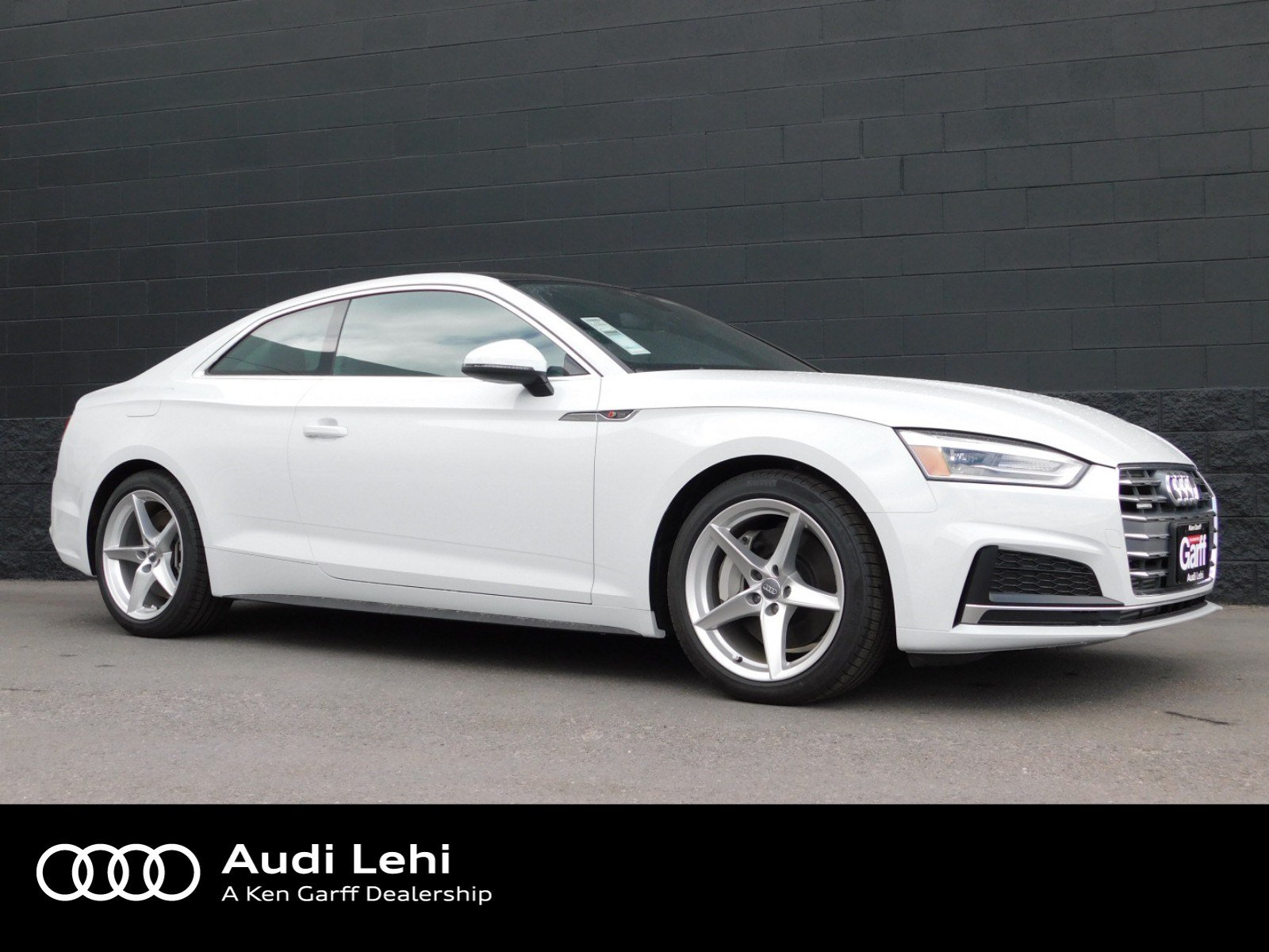 New 2018 Audi A5 Coupe Premium 2dr Car 2A