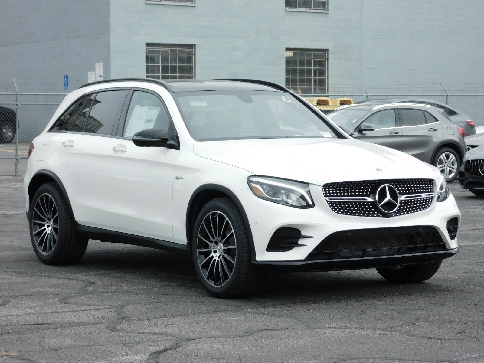 Glc 43 Amg >> New 2019 Mercedes Benz Glc Amg Glc 43 Awd