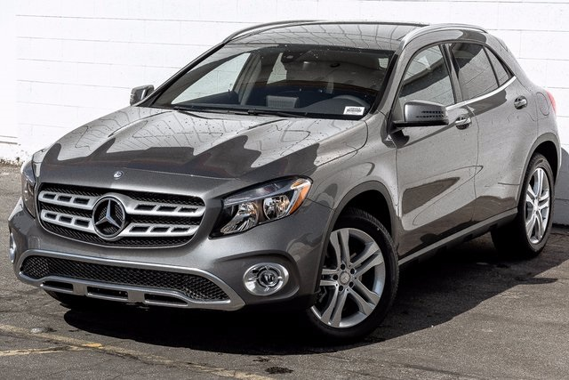 new 2018 mercedes benz gla gla 250 4d sport utility. Black Bedroom Furniture Sets. Home Design Ideas