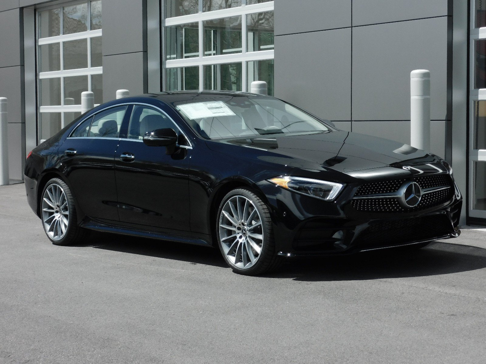 New Mercedes Benz >> New Mercedes Benz Cls Cls 450 With Navigation Awd