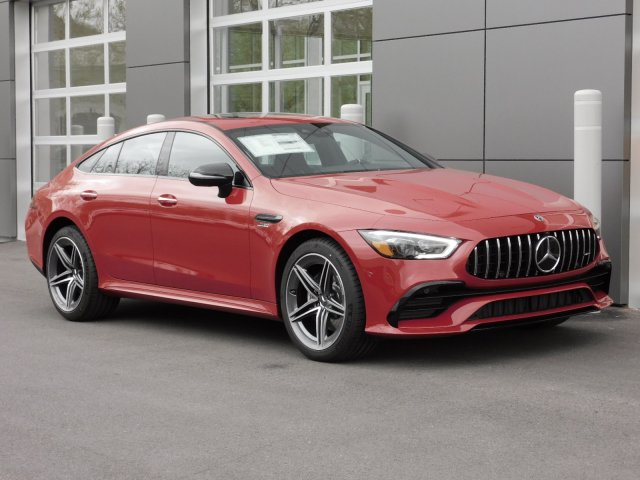 New 2019 Mercedes Benz Amg Gt Amg Gt 53 Awd