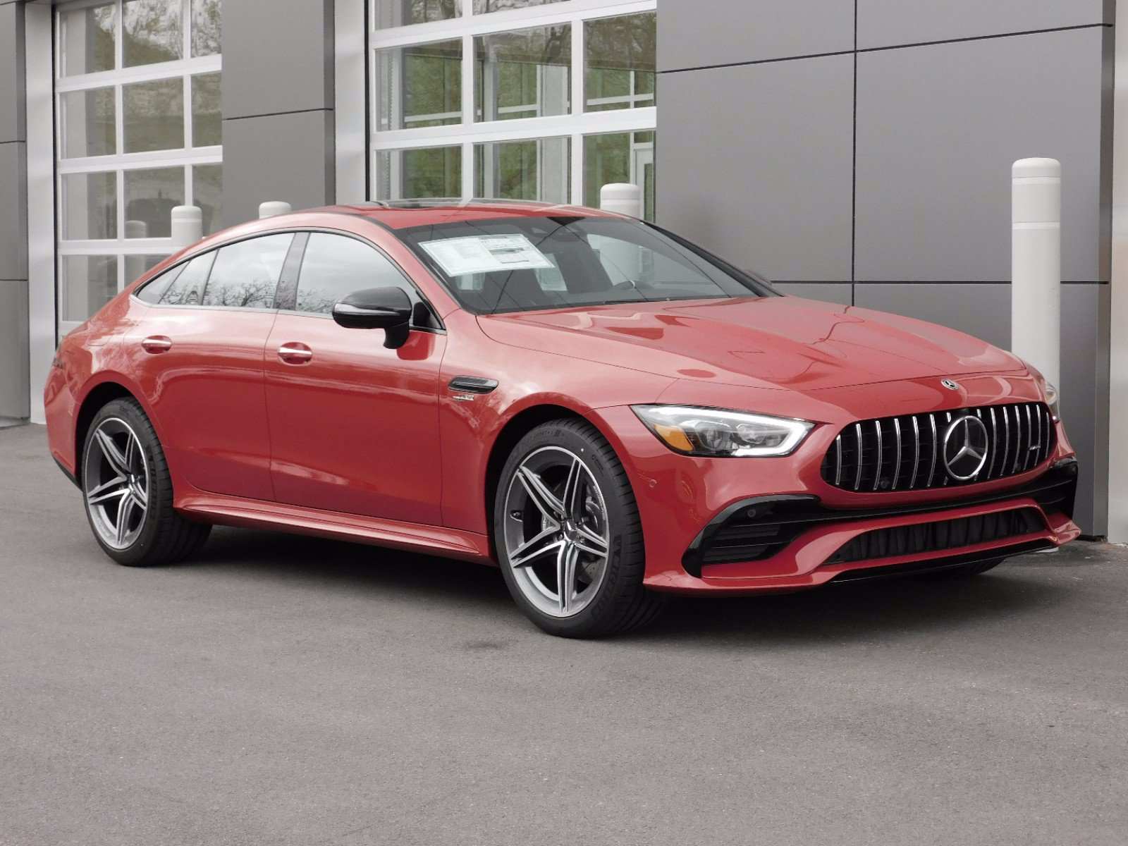 New 2019 Mercedes-Benz AMG® GT AMG® GT 53
