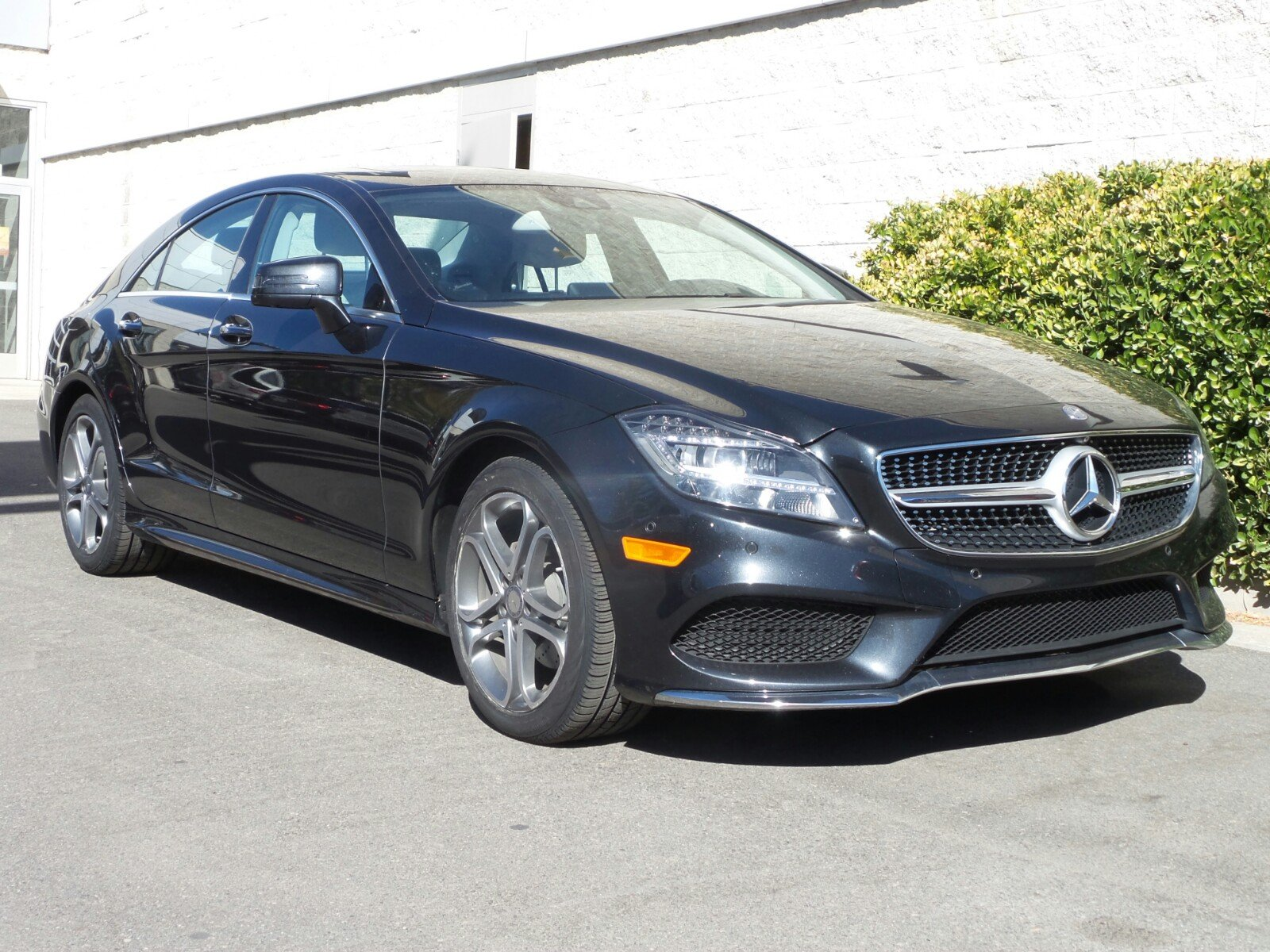Pre Owned 2015 Mercedes Benz CLS CLS 400 Coupe 1MU1942