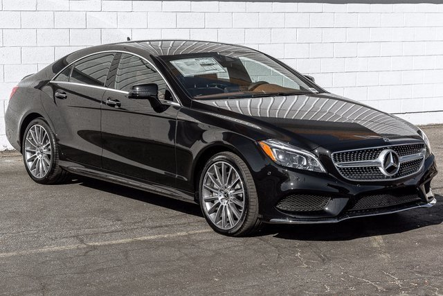 Wonderful New 2018 Mercedes Benz CLS CLS 550