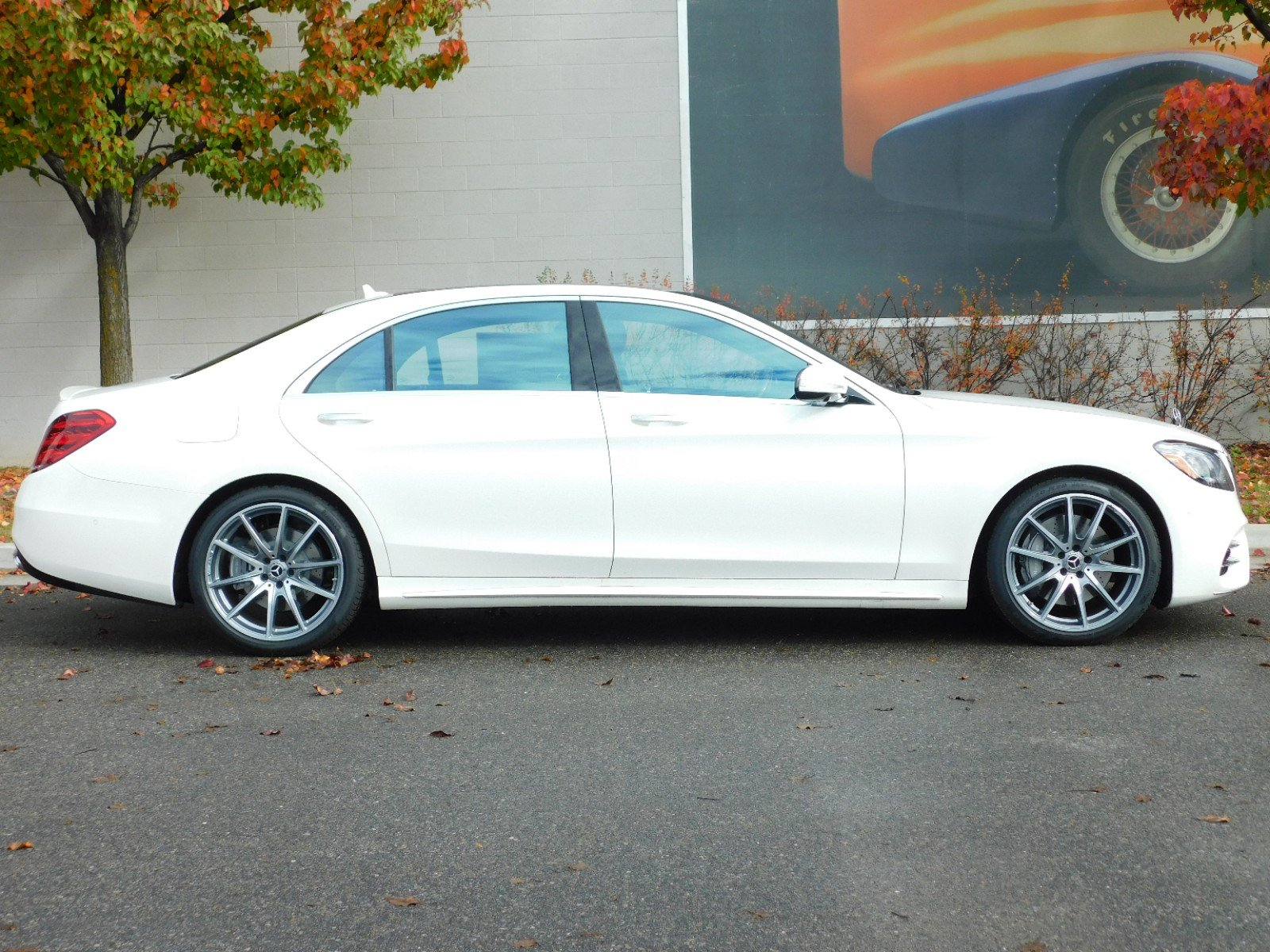 New 2019 Mercedes Benz S Class S 560 4dr Car 1M9096