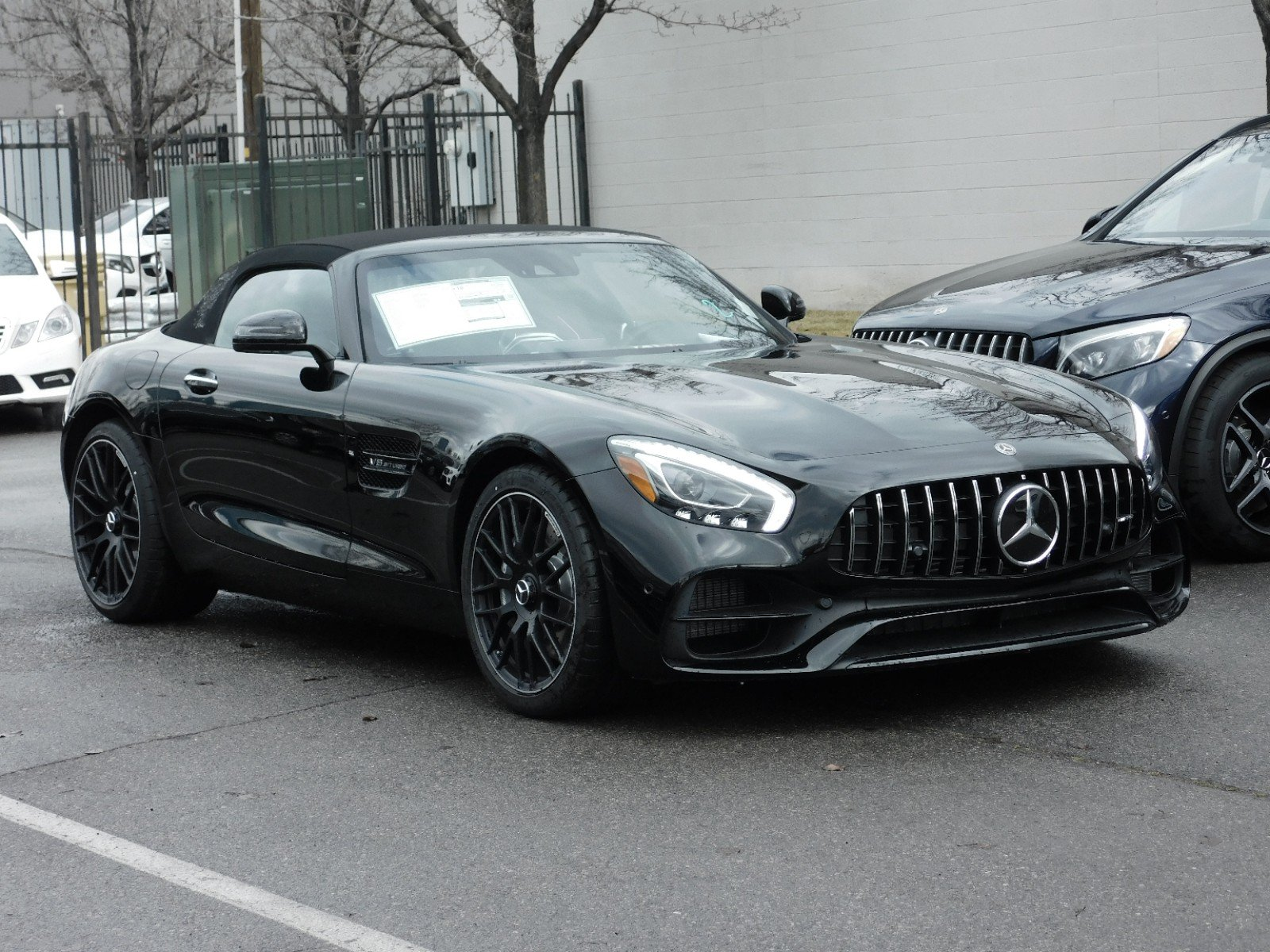 New 2019 Mercedes Benz Amg Gt