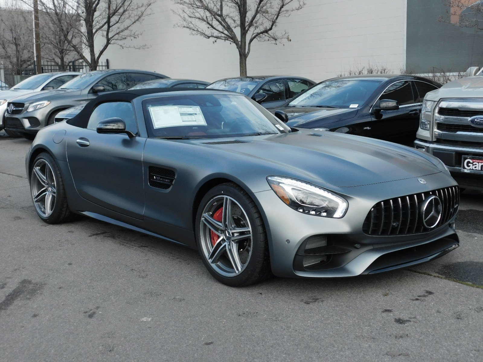 New 2019 Mercedes Benz Amg Gt Amg Gt C Convertible 1m9167 Ken