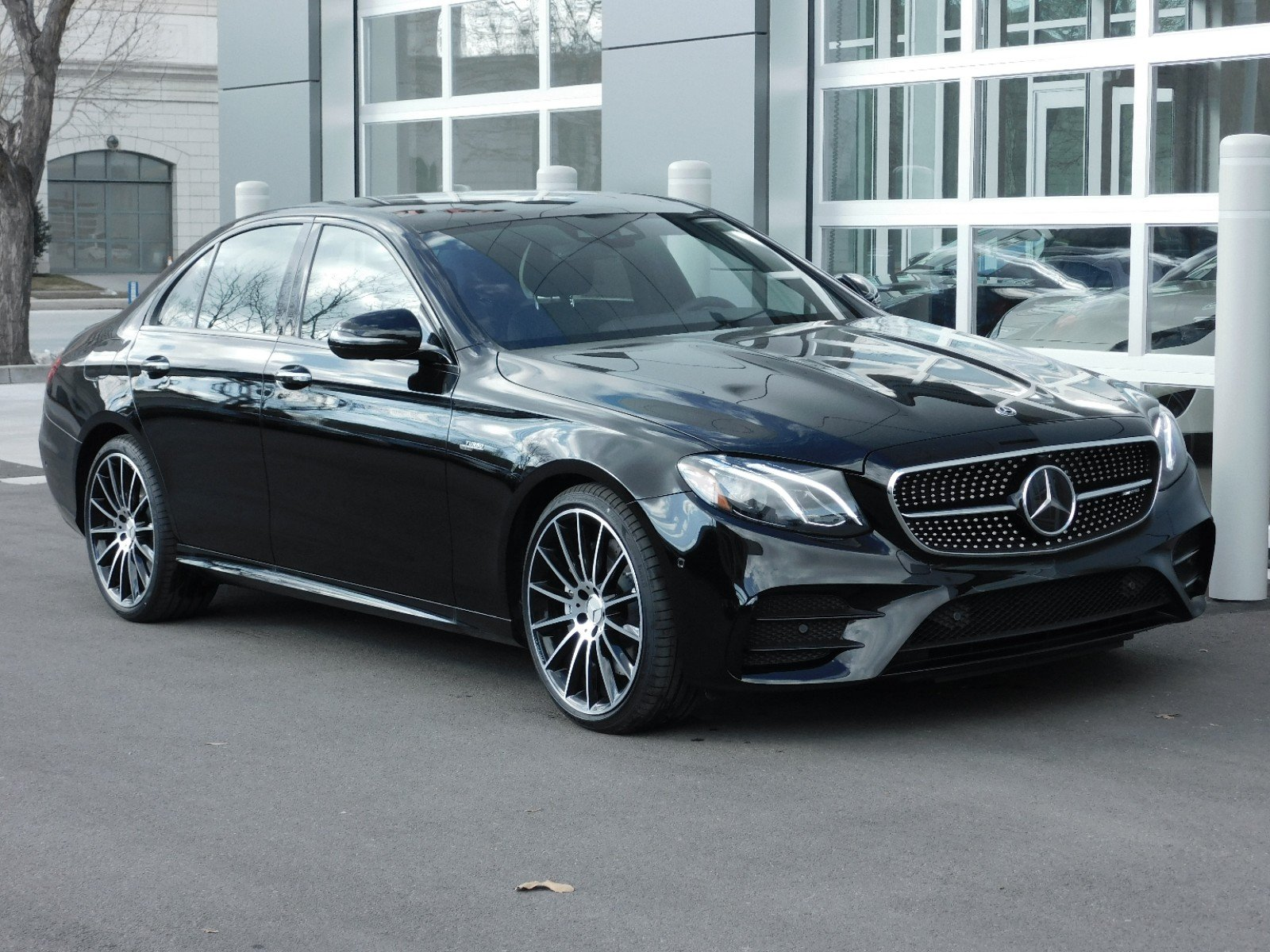 New Mercedes Benz >> New Mercedes Benz E Class Amg E 53 With Navigation Awd