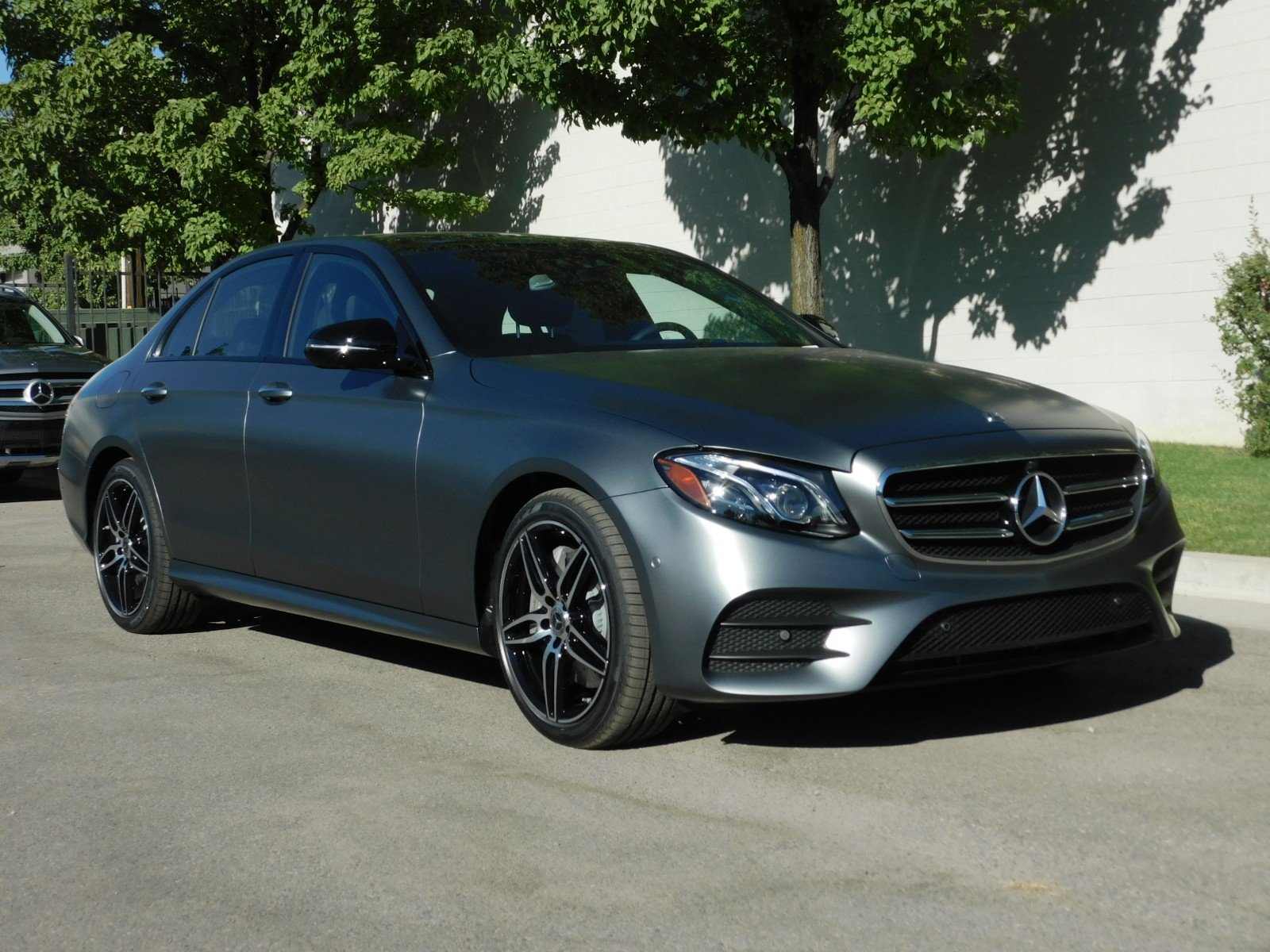 New 2019 Mercedes Benz E Class E 450 4dr Car 1M9061