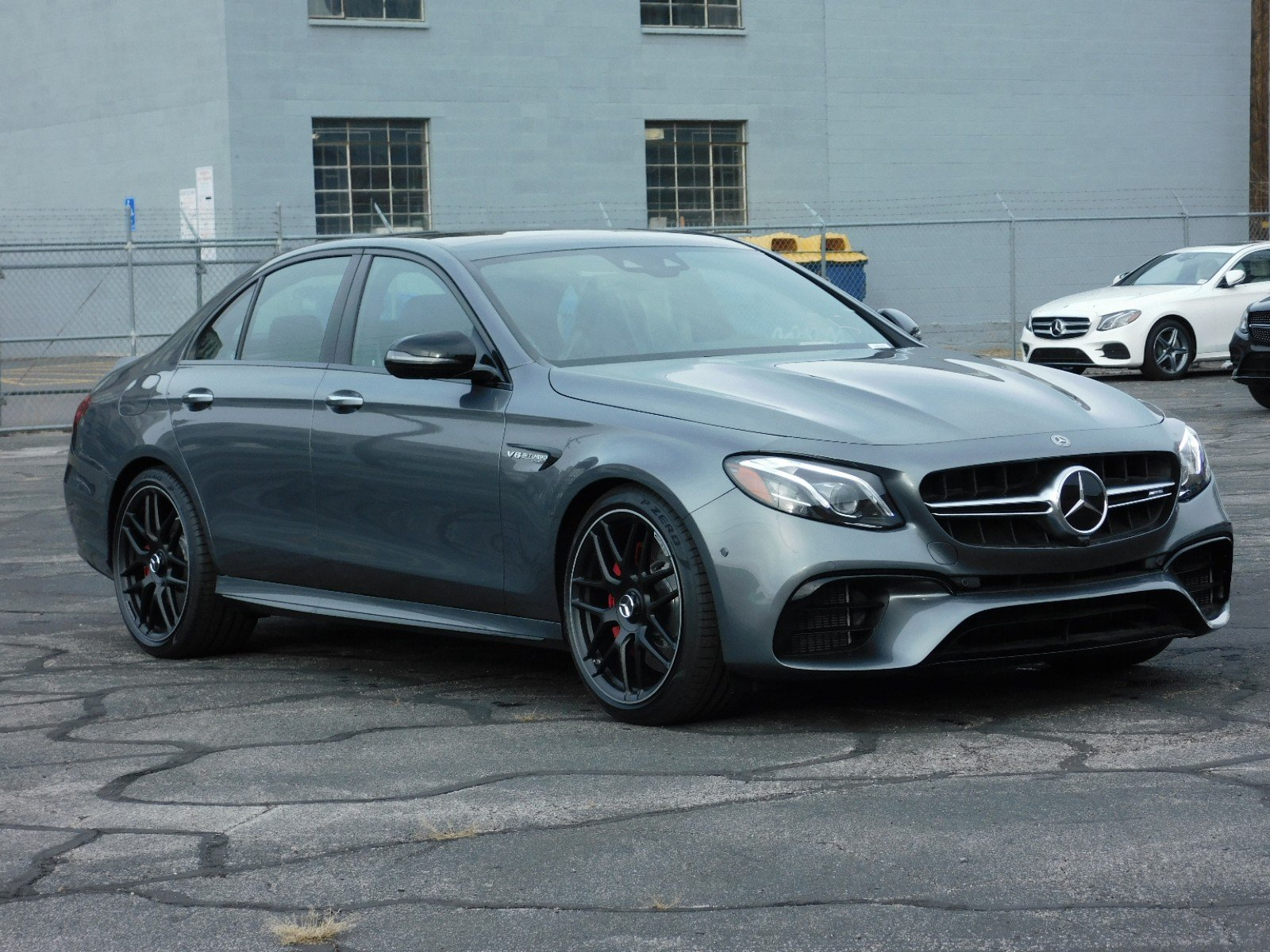 New 2019 Mercedes Benz E Class Amg E 63 S 4dr Car 1m9164 Ken