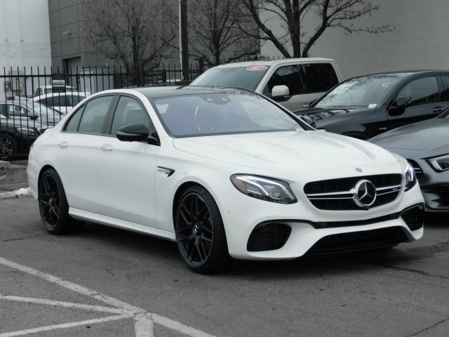 Ken Garff Mercedes >> New 2019 Mercedes-Benz E-Class AMG® E 63 S 4dr Car #1M9162