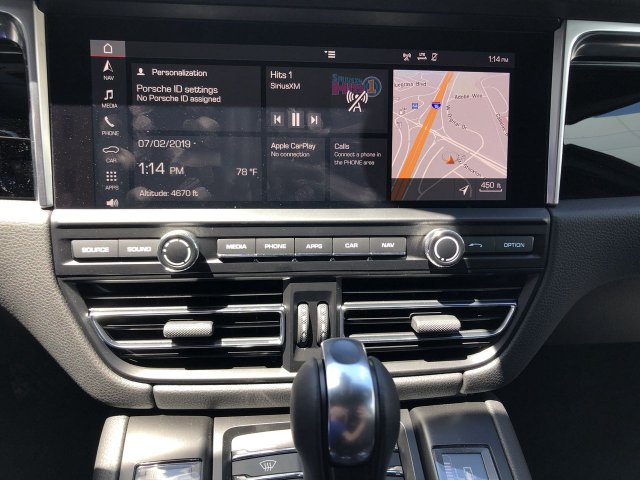 New Porsche Macan S With Navigation & AWD